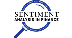 Financial sentiment analysis logo