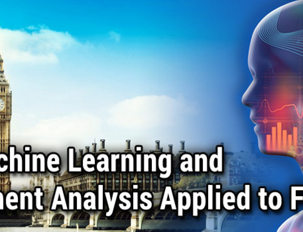 AI, Machine Learning and Sentiment Analysis Applied to Finance, London, 27-28 June 2018