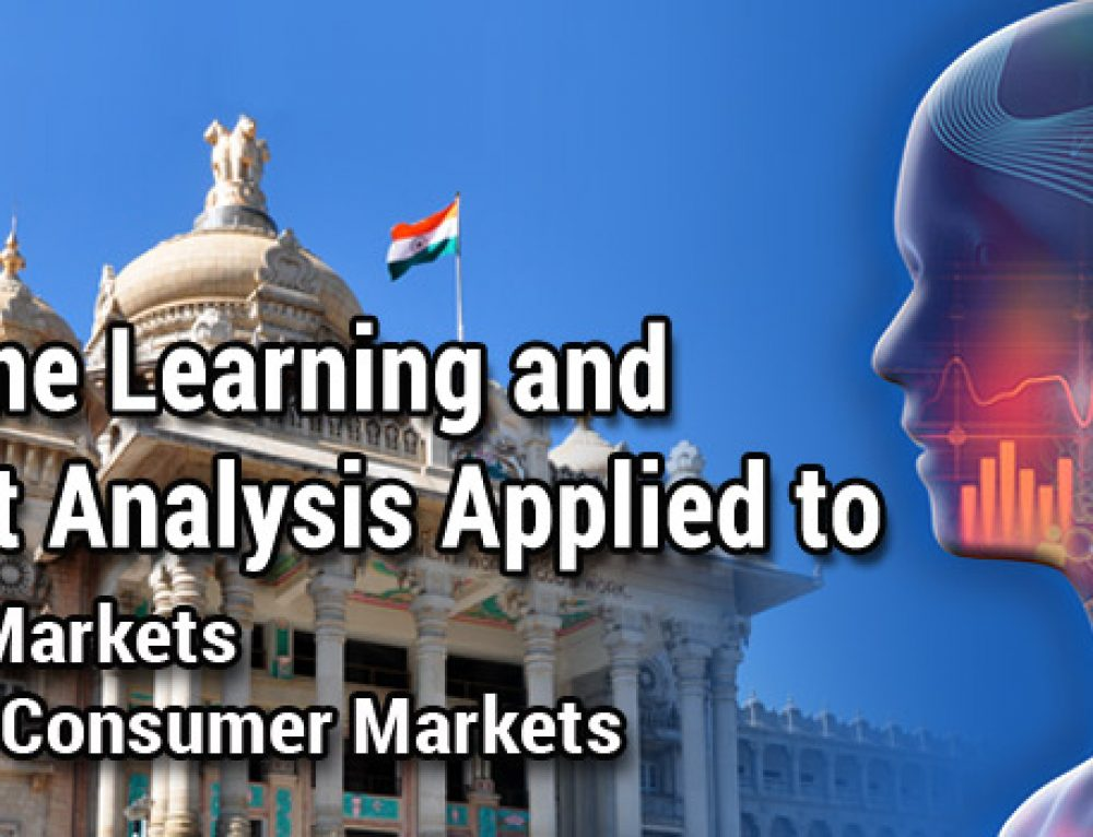 AI, Machine Learning and Sentiment Analysis Applied to – Financial Markets – Retail and Consumer Markets, 13 – 14 March 2018, Bangalore, India