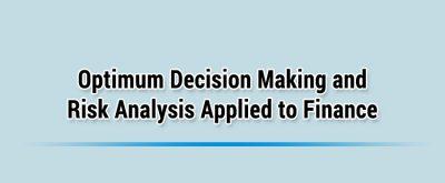 Optimum Decision Making