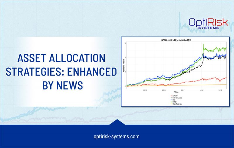 Asset Allocation Strategies: Enhanced by News