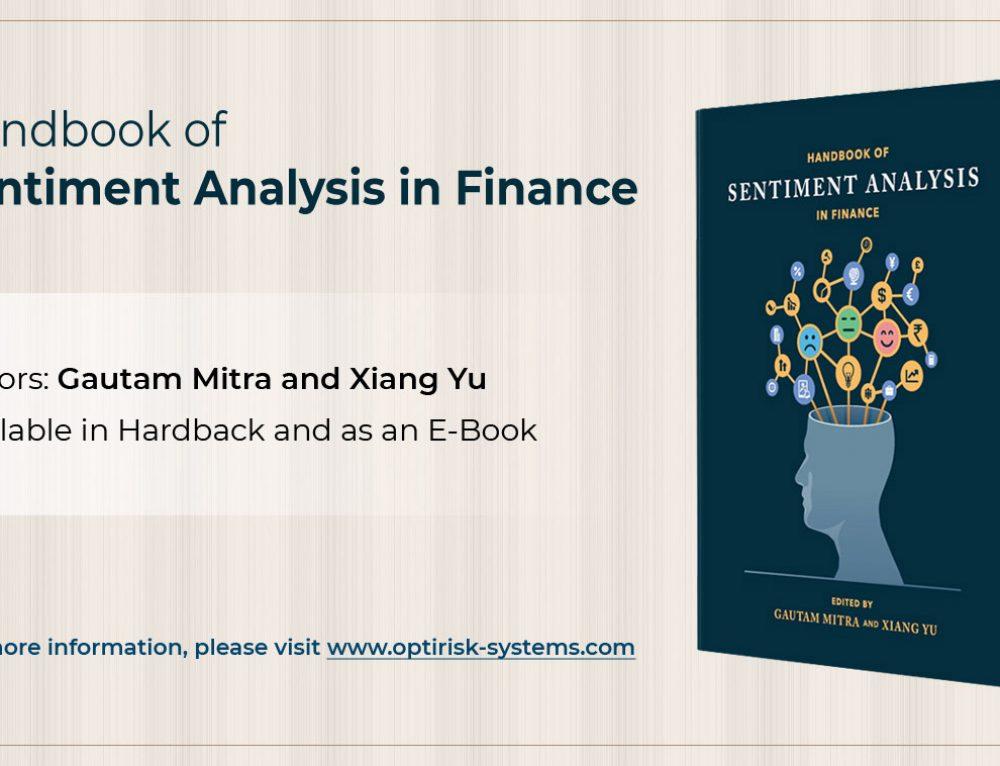 Handbook of Sentiment Analysis in Finance