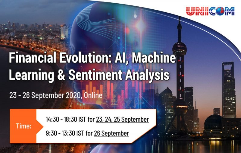OptiRisk Online Events 2020: From COVID-19 to AI, ML & Sentiment Analysis
