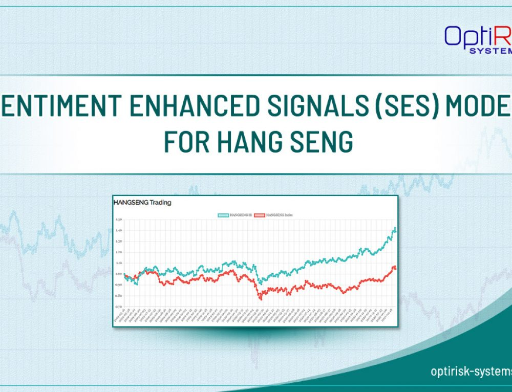 OptiRisk's Sentiment Enhanced Signals (SES) Model for Hang Seng