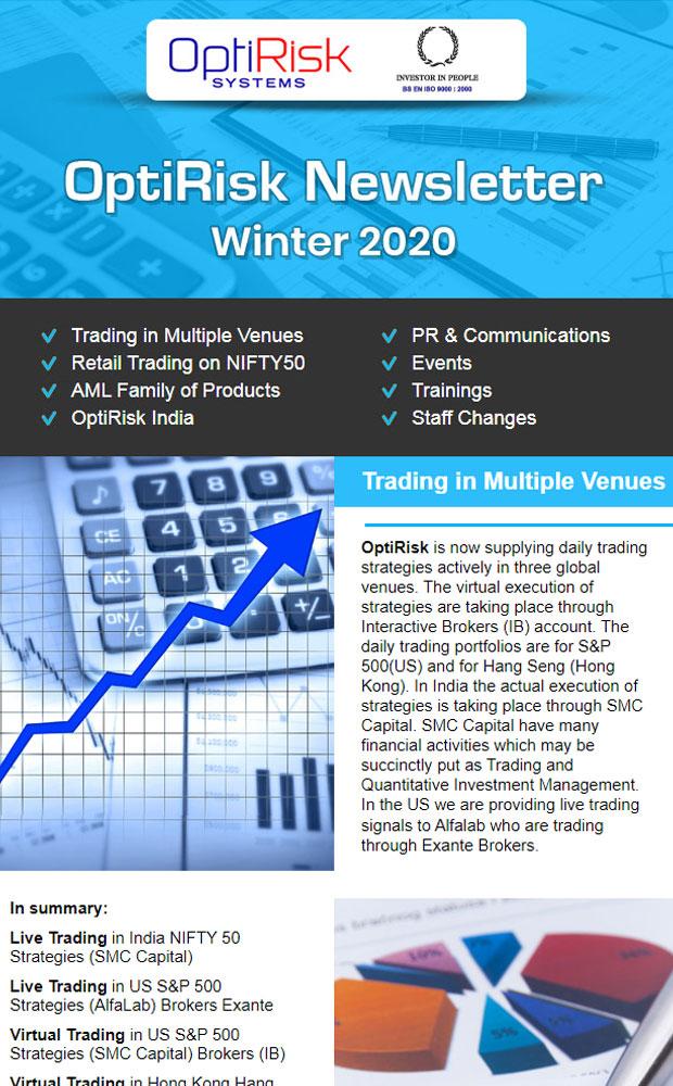 Newsletter Winter 2020
